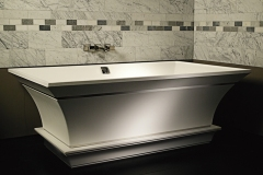 MTI Bathtub